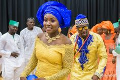 Nigerian wedding l Her Big Day