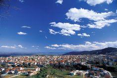 Naousa Macedonia www. Macedonia Greece, Thessaloniki, Greece Travel, Dolores Park, Greek, City, World, Places, Nature