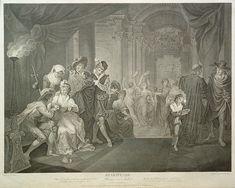 Le pélerin. Smirke, Facius, 1795