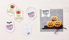 VIDEO: September 2016 Paper Pumpkin Kit, Alternate Projects & Giveaway | Stampin Up Demonstrator - Tami White - Stamp With Tami Crafting and Card-Making Stampin Up blog