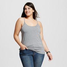 Women's Plus Size Perfect Cami - Ava & Viv™ : Target
