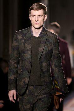 Valentino | Fall 2014 Menswear Collection | Style.com