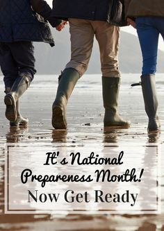 Welcome to National Preparedness Month! Now Get Ready! - Survival Mom