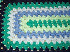 Granny Stripe Rechthoek - Granny Rectangle