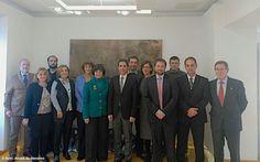 """Los Archivos del Movimiento Obrero galardonados con el  Premio Ciudad de Alcalá """"Ciudad Patrimonio Mundial"""""""