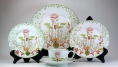 Vintage Haviland Limoges China Dinnerware Set for by HoneyYourHome, $200.00