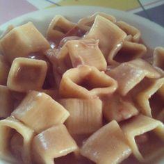 Pasta e Fagioli #Italian #pasta and #beans #beansoup #soup  http://www.gourmetitaly.com/en/products/pasta-rice/verrigni-soqquadro.html
