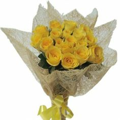 send Yellow Rose Bouquet to pune from our website : www.puneflowersdelivery.com/flowers/wedding-flowers-to-pune.html