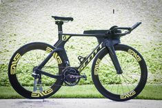 #Kona Pro Bike #Jodie Swallow #Scott Plasma 5