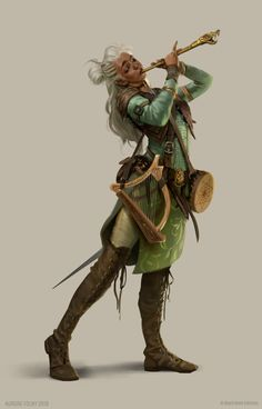 Chroniques oubliées Fantasy by Aurore Folny - The Art Showcase Fantasy Character Design, Character Creation, Character Concept, Character Art, Elfen Fantasy, Fantasy Rpg, Fantasy Artwork, Fantasy Female Warrior, Woman Warrior