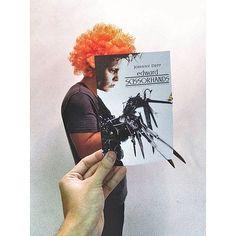Cool Fan Art: Instagram Artist's Creative Movie Poster Mashups | moviepilot.com