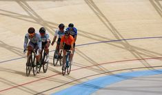 Cycle City: Tel Aviv Houses Mideast's First Olympic-Standard Velodrome Tel Aviv, Indoor Track, Israel, National Road, Bike Path, Indoor Cycling, European Championships, Sports Activities, Grand Tour