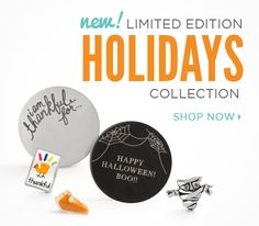 Limited Edition Halloween & Thanksgiving Charms - Origami Owl Custom Jewelry https://victoriaeaaron.origamiowl.com/
