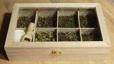 Teabox for tea