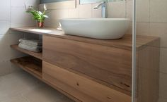 Looking for some bathroom decor inspiration? Here are some beautiful bathrooms to get your decoration gears going. Bedroom Furniture Design, Boys Bathroom, Beautiful Bedrooms, Timber Vanity, Best Bathroom Designs, Simple Bathroom, Bathroom Inspiration Decor, Luxury Bathroom, Easy Bathroom Decorating