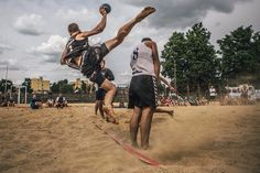Taken by Paweł Nawrocki. Game against Damg Radę. #beachhandball #bhtpiotrkowianin @piotrkowbht