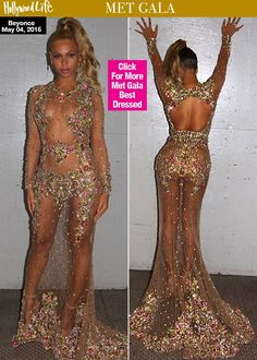 Beyonce in Givenchy for the Met Gala, Beyonce Met Gala Dress, Beyonce Style, Samba, Met Gala Red Carpet, Sheer Gown, Gala Dresses, Dress Picture, Celebrity Look, Girl Photos