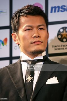 Retired mixed martial artist Genki Sudo attends the Short Shorts Film Festival & Asia 2008 Opening Ceremony at Laforet Museum Harajuku on June 5, 2008 in Tokyo, Japan. The film festival is one of the largest festivals for international short films in Asia and celebrates its 10th anniversary.