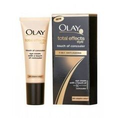 Olay Total Effects Touch of Concealer Eye Cream 15 ml (Packaging Varies) by Procter & Gamble - Cream Shop