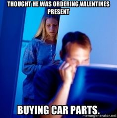 13 Best Buying Car Parts Images In 2013 Car Parts Funny Memes