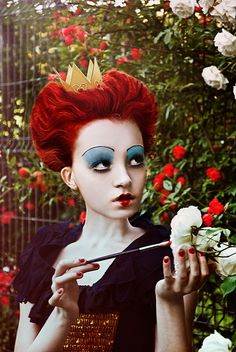 queen of hearts | The Queen of Hearts by ideea | Shadowness