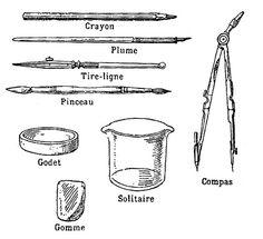 Draw material / Material de desenho | Flickr - Photo Sharing!