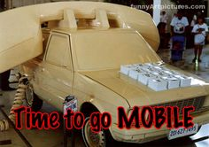 Don't be stuck in the past, go mobile now with CarLister.co - Fully functional from any mobile device - The future is here...