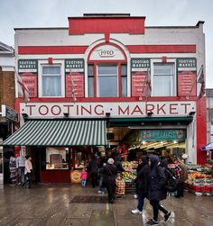 Mayor Sadiq Khan, the son of a Pakistani bus driver, has always made his home in Tooting, a gentrifying area that says much about the city's evolving face.