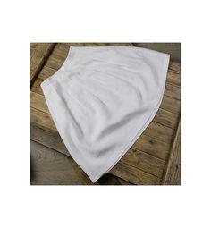 Jupe  intemporelle, avec ses poches latérales et son jeu de plis, la jupe CONOUCO vous offre un look léger et élégant. Pli, One Shoulder, Blouse, Style, Women, Fashion, Pockets, Skirt, Woman