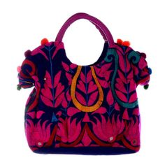 Spirit Embroidered Potli Bag  by Radhika Gupta