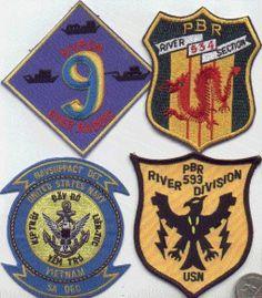 US NAVY RIVERINE SHIP 1 PATCH PBR-534 USN NAVAL SQUADRON VIETNAM WAR DRAGON picclick.com