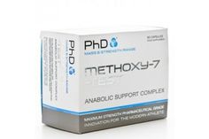 PhD Nutrition Methoxy-7-Test 90 capsules + Free Sample Price: WAS £45.95 NOW £34.99