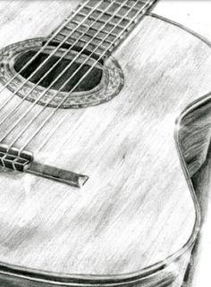 guitar drawing & guitar drawing ` guitar drawing easy ` guitar drawing sketches ` guitar drawing art ` guitar drawing easy step by step ` guitar drawing simple ` guitar drawing pencil ` guitar drawing sketches pencil Music Drawings, Pencil Art Drawings, Art Drawings Sketches, Contour Drawings, Sketches Of Love, Pencil Sketching, Pencil Shading, Guitar Drawing, Guitar Art