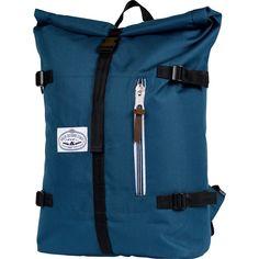 Poler Retro Rolltop Backpack | Navy