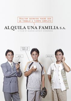 Alquila una familia. Documental