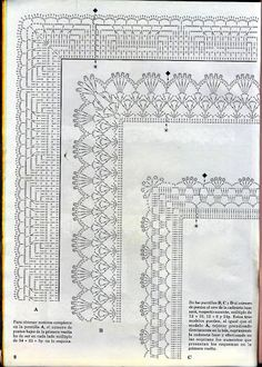 حافات كروشيه - mumy50 - Λευκώματα Iστού Picasa