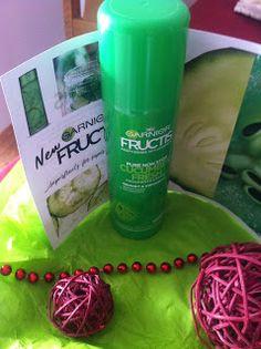Produkttesterin: Fructis Cucumber Fresh Shampoo + Trockenshampoo
