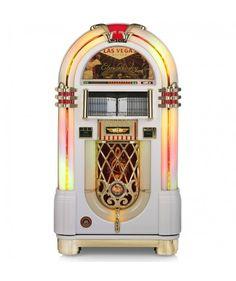 Rock-Ola - Elvis Presley White Rock-Ola Jukebox