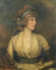 Maria Fitzherbert  (1756-1837) mistress/wife of George IV  The true love of his life, possibly the mother to some of his children though never acknowledged, at the end it was discovered he had kept all of her letters, and she only asked of his brother, King William that she be allowed to wear widow's weeds and keep the servants in royal livery, instead of being elevated a Duchess.  (Are you a RAPper or a RAPscallion?)