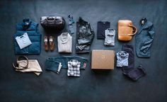 Why shop yourself when you can have a stylist pack a trunk this great.