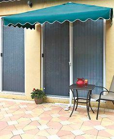 Furniture: Off The Wall Brella Half Patio Umbrella Stand