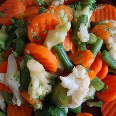 Warzywa gotowane na wodzie ze smakiem (autor: kate500) - DoradcaSmaku.pl