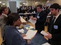 Career Night 2013! Registration is now open for the NJSCPA's annual networking and recruitment event on October 2.