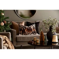 News and inspiration! Winter and Christmas from Kremmerhuset # . News and inspiration! Winter and Christmas from Kremmerhuset # IKEA Söderhamn in Finsta Türkisliving . Ikea, Accent Chairs, Throw Pillows, Living Room, Furniture, Christmas Inspiration, Home Decor, Dishes, Stone