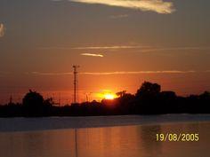 Atardecer en la Laguna Nainari   / Sunset Nainari Lagoon