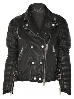 $189.99 Burberry Prorsum Quilted Leather Jacket  Peaked neckband YKK branded gibbet-zip forehead closure Of silver buttons in forehead Two edge zip pockets One case zip pouch Stylishly quilted bump and prime padding YKK Branded zipper sleeves 100% Pure Leather     Affordable and Guaranteed characteristic. #Burberry #Prorsum #Quilted #Leather #Jacket