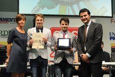 I premiati dell'edizione FerExpo 2014 #Ferexpo #FieraDiBergamo Ente Fiera Promoberg