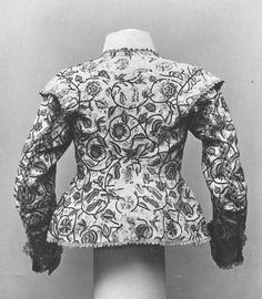 Jacket, 1620s (V T.4-1935) back
