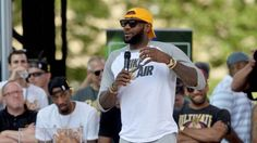 LeBron James cuts ties with Nike-affiliated AAU summer basketball program