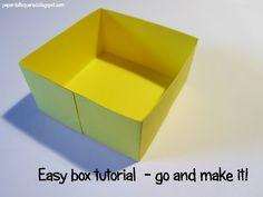 easy box tutorial